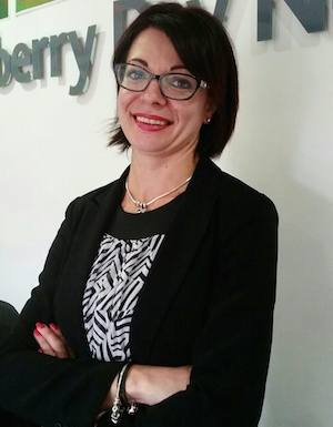 Olimpia Malaescu : Director of Operations