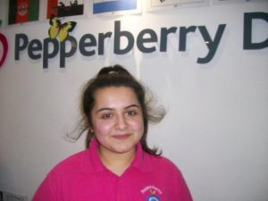 Malak Zubir : Early Years Practitioner - Sweet Peppers