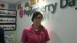 Ana Perez Carretero : Early Years Practitioner - Chilli Peppers