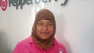 Zahra Shahzad : Early Years Assistant - Tiny Peppers